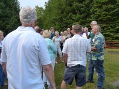 SLA Social Ron Kolar gives tour of Camp Winape by Candy Moot.JPG